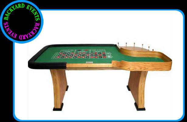 Roulette tables $ DISCOUNTED PRICE