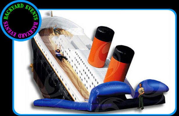 Titanic slide   DISCOUNTED PRICE