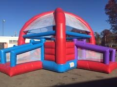 ADULT JUMBO MOON BOUNCE PRICE $899.00 DISCOUNTED PRICE $649.00