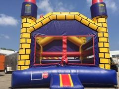 ADULT CASTLE MOON BOUNCE