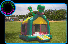 16X16 ALIEN BOUNCE $367.00 DISCOUNTED PRICE