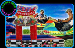 Bumper cars $1800.00  DISCOUNTED PRICE