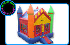 16'X16' CASTLE MULTI COLOR NO.11 $367.00 DISCOUNTED PRICE  $287.00