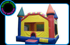 16'x16' CASTLE BOUNCE NO.10 DISCOUNTED PRICE $287.00