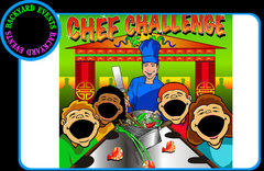 Chef Challenge $189.00DISCOUNTED PRICES