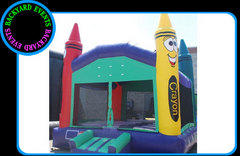 16X16 CRAYON BOUNCE $367.00 DISCOUNTED PRICE $287.00