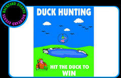 Duck Hunting $65.00 DISCOUNTED PRICE