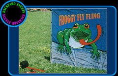 Froggy Fly Fling $189.00 DISCOUNTED PRICE
