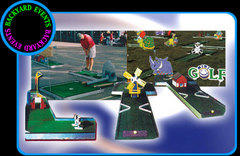 Mini golf $999.00  DISCOUNTED PRICE