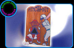 Pitch Out $60.00 DISCOUNTED PRICE