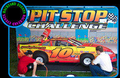 Pit Stop $499.00   DISCOUNTED PRICE