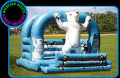 16X16 POLAR BEAR $367.00 DISCOUNTED PRICE $287.00
