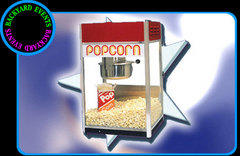 Popcorn machine $109.00 DISCOUNTED PRICE