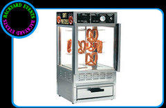 Warm up pretzel machine $125.00 DISCOUNTED PRICE
