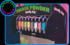 Pucker powder per bottle