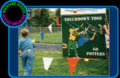 Touchdown Toss $189.00 DISCOUNTED PRICE