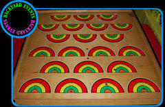 Rainbow Coin Toss $275.00 DISCOUNTED PRICES