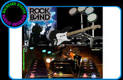 Rock band $525.00 DISCOUNTED PRICE