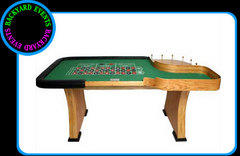 Roulette tables $499.00  DISCOUNTED PRICE