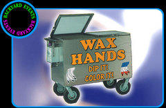 Wax hands $999.00  DISCOUNTED PRICE