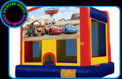 Disney cars panel  4 in 1