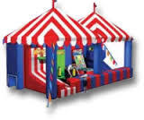 Inflatable Carnival Game Tents