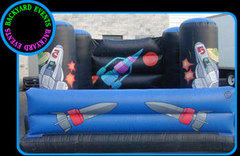 14'X14' ROCKET BOUNCE $219.00 DISCOUNTED PRICE