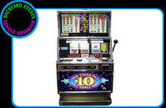 Slot machines $ DISCOUNTED PRICE