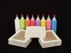 SPIN ART SUPPLIES $125.00  DISCOUNTED PRICE