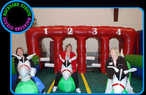 Inflatable Derby  $ DISCOUNTED PRICE