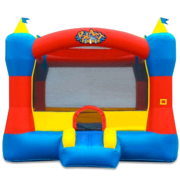 Magic Castle Bounce House 15