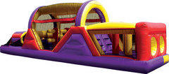 Dry Slides & Obstacle Courses