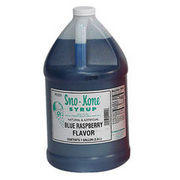 Additional Gallon Sno-Cone Syrup w/Pump (100 servings)
