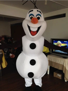 Olaf the Snowman Character