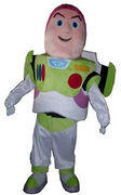 Buzz Lightyear Character