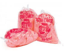 Pre Made Cotton Candy Bags