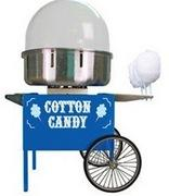 Cotton Candy Cart Set-Blue