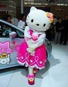 Hello Kitty Character
