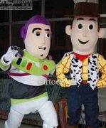 Buzz and Woody Characters