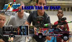 Dnap Game Truck and Laser Tag 2 hour rental