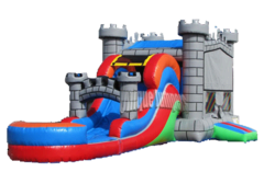 Medieval Castle Combo w/pool