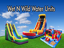 Wet Slides/Dry Slides/Interactive Units
