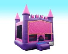 Plain 2 in 1 girls castle