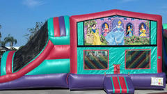 Disney Princess Modular Double Slide Combo