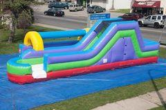 Water Slide Slip N Slide Combo (13 & Under Only)