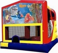 Finding Nemo Bounce Slide Combo