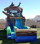 Waterslides and Dunk Tank