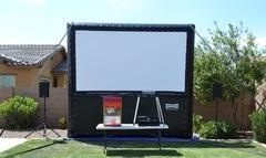 Outdoor Movie Magic