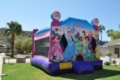 Princess Combo Waterslide