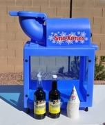 Sno Cone Machine.